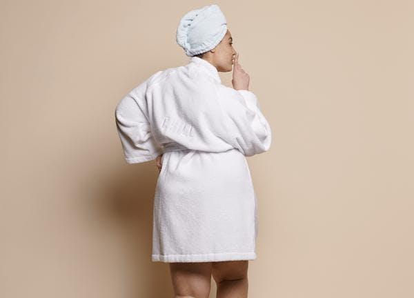 chrissy teigen robes terry