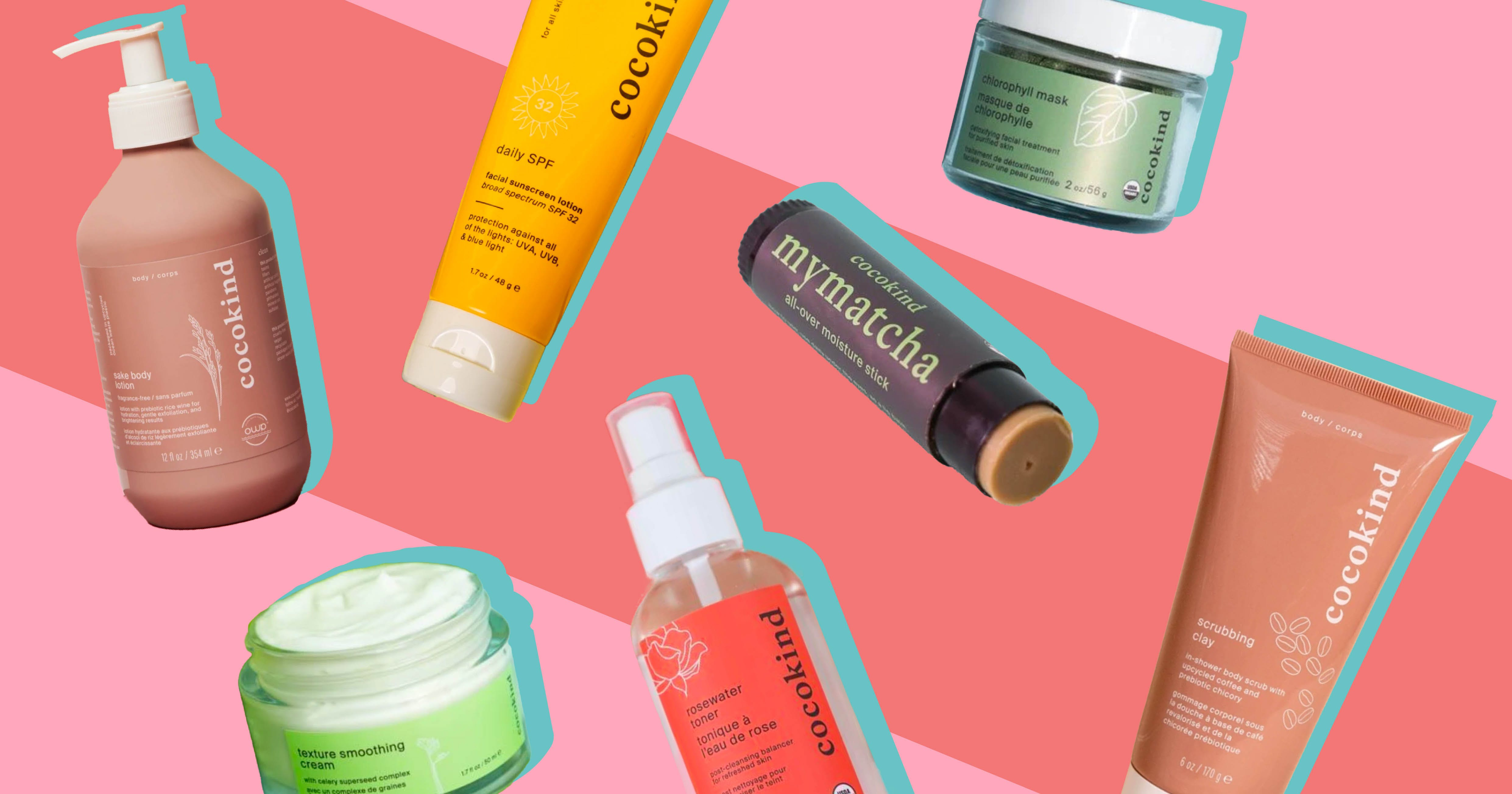 Cocokind Has Become TikTok's New Favorite Beauty Line. Here Are Their Top Sellers