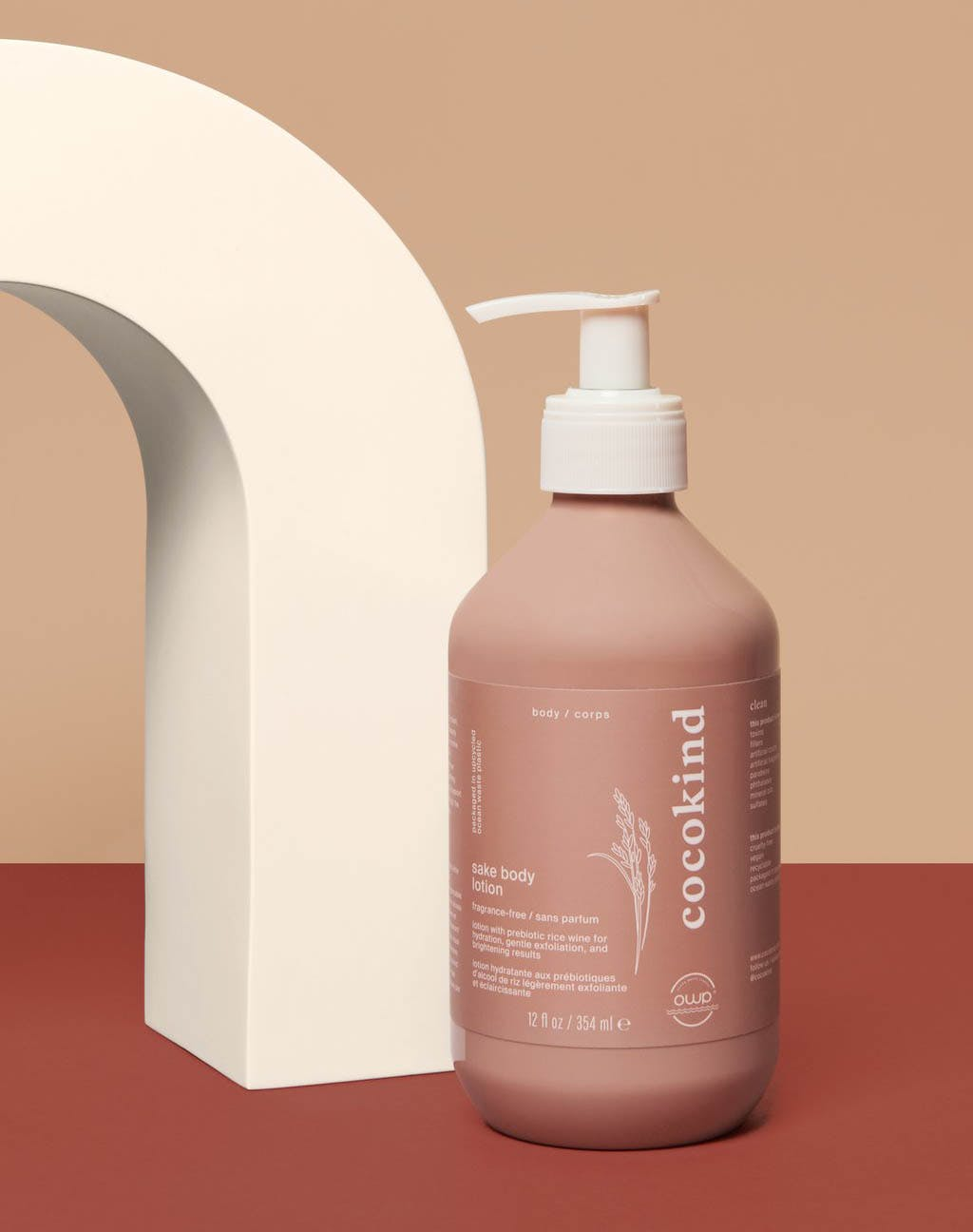 cocokind top sellers sake body lotion