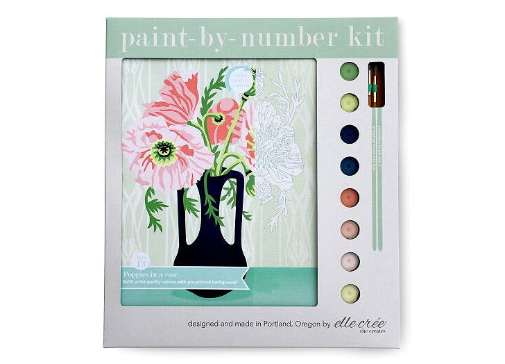 craft kits paint by number kit