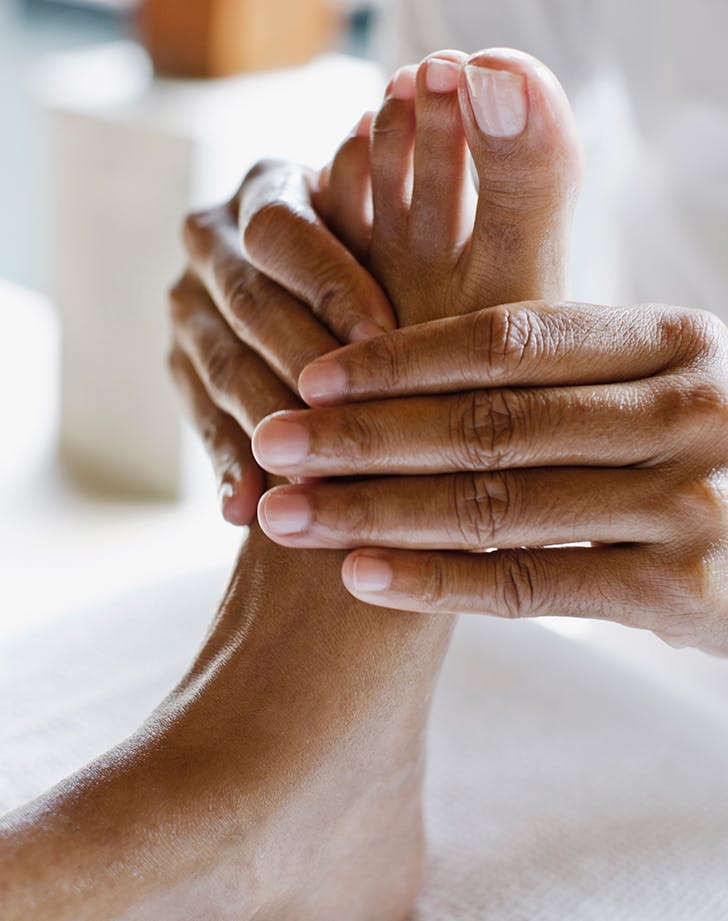 foot pain relief services