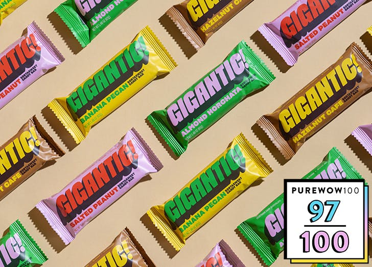gigantic candy bar review CAT