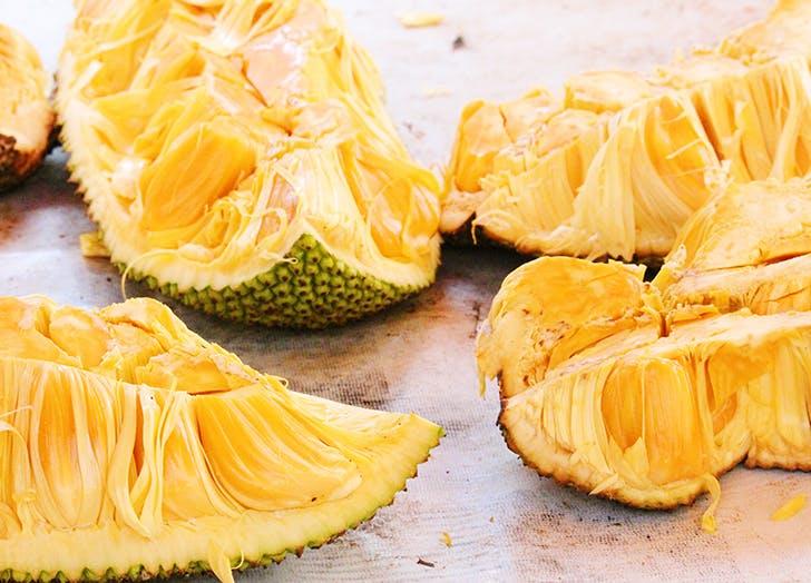 high protein fruits jackfruit