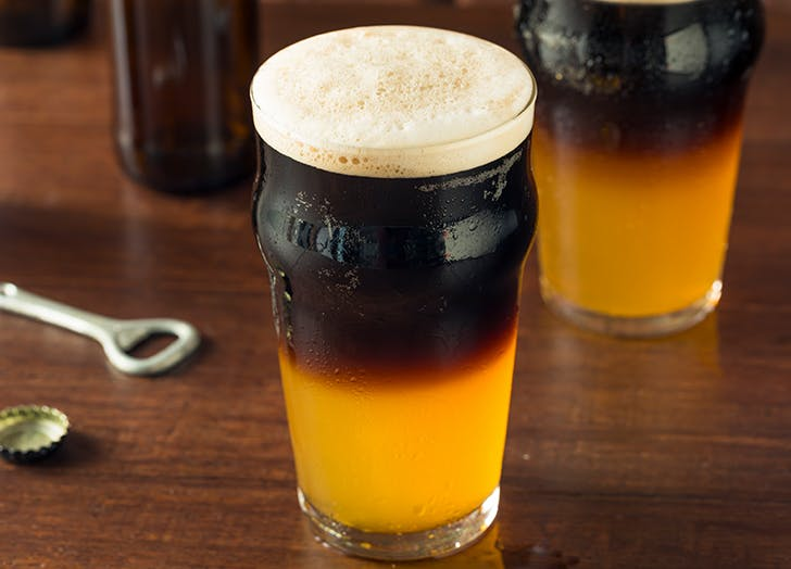 how to make a black and tan list