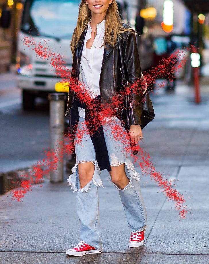 How to Wear Converse Chuck Taylors in 2021 - PureWow