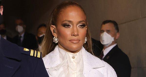 J.Lo Posts '#ShotgunWedding' Dress Pic on Instagram—Here's What We Know