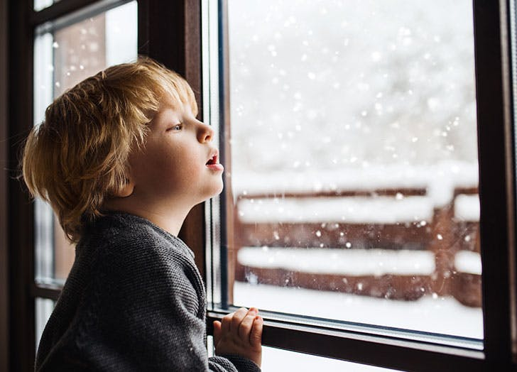 In Defense of Snow Days: Please Don't Make Us Do Zoom School, Say Kids Everywhere