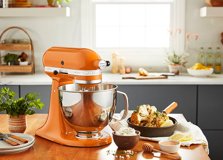 KitchenAid Reveals Its 2021 Color of the Year: Honey