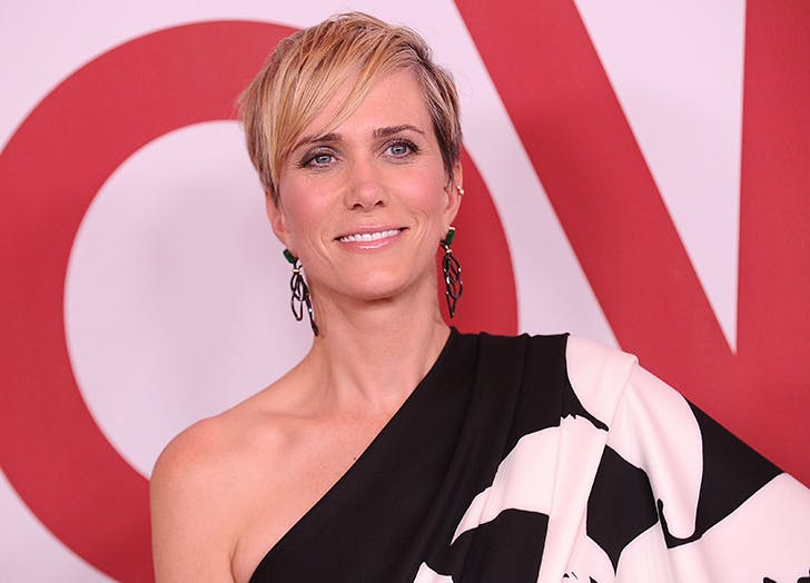 Kristen Wiig Just Casually Revealed Her Twins' Names (& We Almost Missed It)