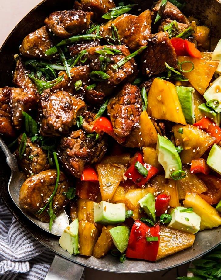 leftover pork loin chop recipes 2 Leftover Pork Chop Recipes to Try - PureWow