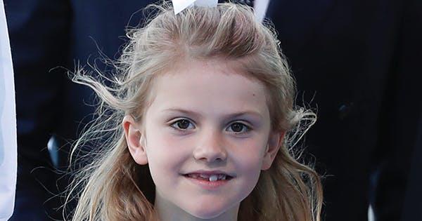 Swedish Royal Family Shares 4 Brand-New Portraits for Princess Estelle's 9th Birthday