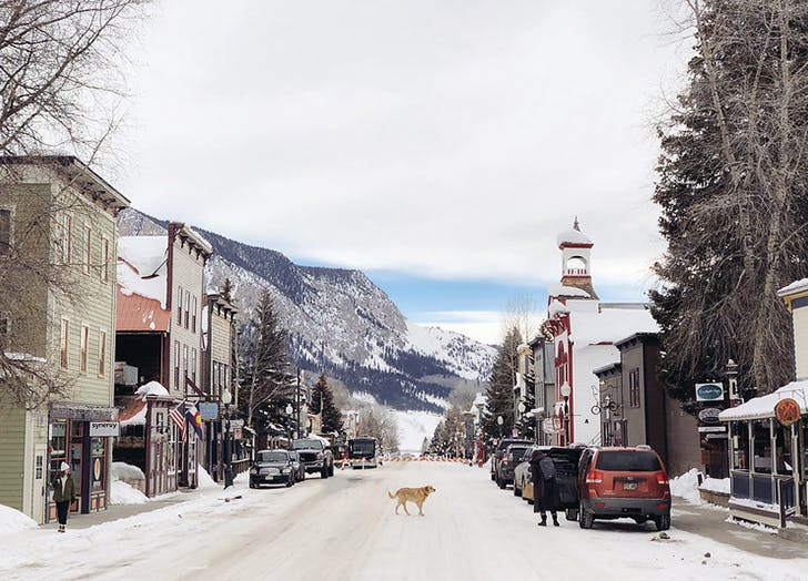 small towns in colorado crested butte