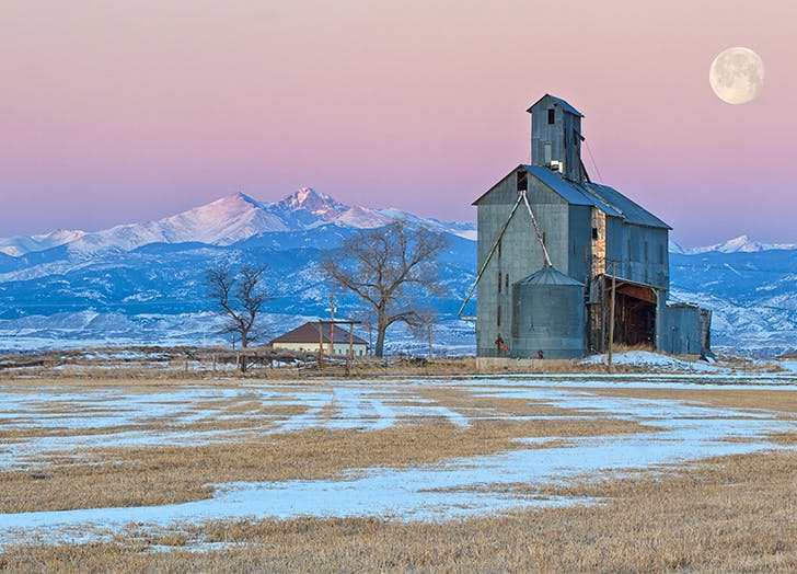 small towns in colorado loveland