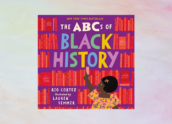 the abcs of black history copy