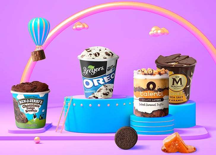 Craving Ice Cream? Here's How to Find Dozens of Frozen Treats, Delivered Right to Your Doorstep