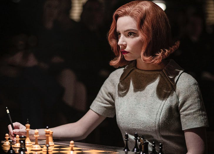 'The Queen's Gambit' Takes Home the Award for Best Limited Series/TV Movie at the 2021 Golden Globes