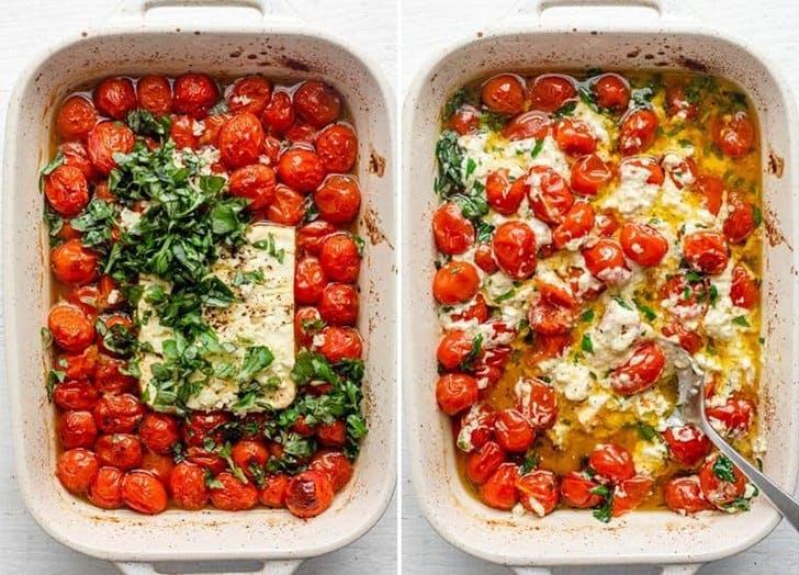 How to Make TikTok's Baked Feta Pasta – PureWow