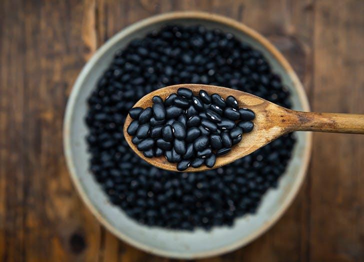types of beans black beans