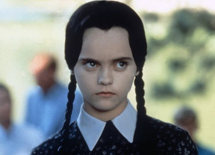 We're Officially Getting a Live-Action Netflix Series About Wednesday Addams (from Tim Burton!)
