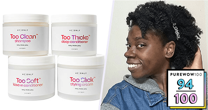 I Tried the First-Ever Brand for 4C Hair, and It Gave Me My Best Twist-Out Yet