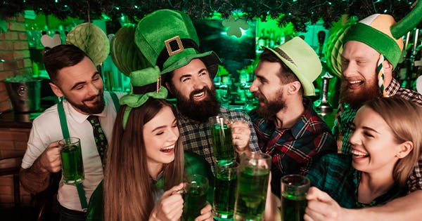 30 Irish Songs to Bring You Some Luck This St. Patrick's Day