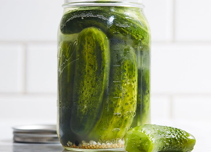 Do Pickles Go Bad? Here's How Long They Last After Opening