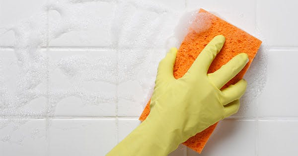How to Clean Grout: 4 Ways to Get Your Tiles Sparkling Using Items You Already Have at Home