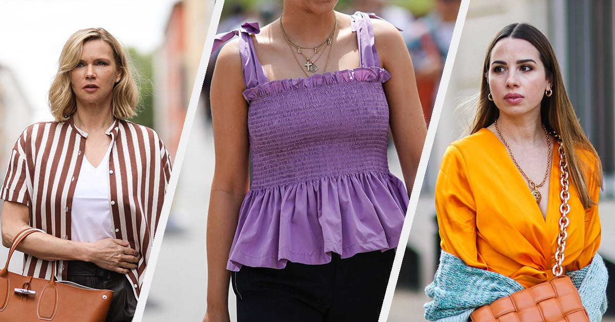 The 16 Best Shirts for Big Boobs (and 3 Styles You'll Want to Avoid)