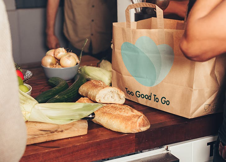 This New App Reduces Food Waste While Supporting Local Businesses
