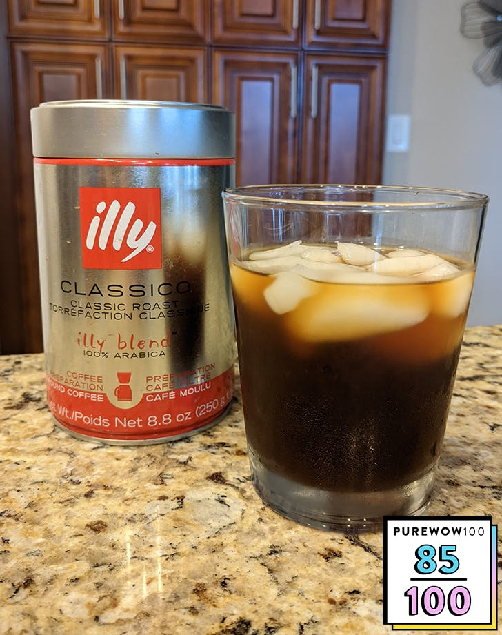 best coffee for cold brew illy