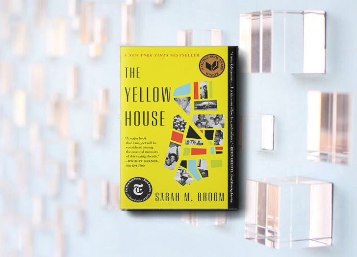 best memoirs the yellow house