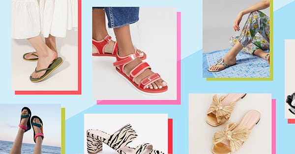 The 22 Best Sandals to Pair With Your Summer Wardrobe, Starting at Just $23
