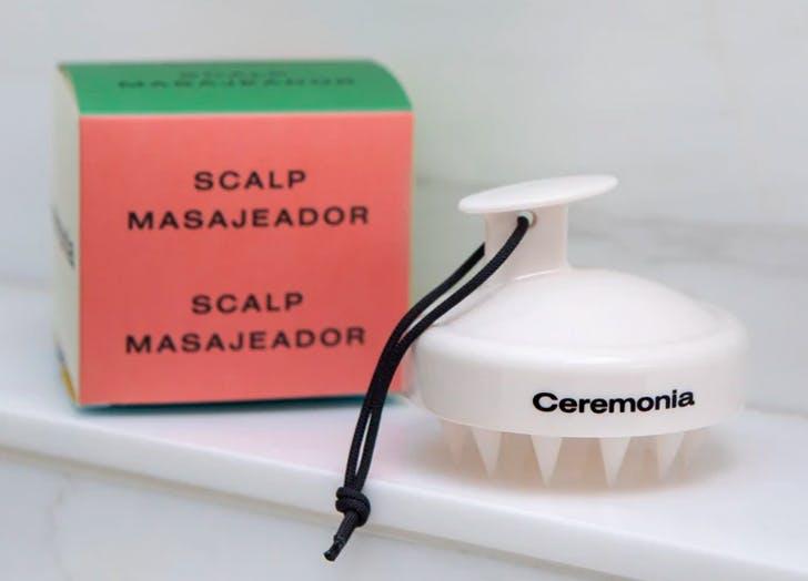 best scalp massager Ceremonia Scalp Masajeador
