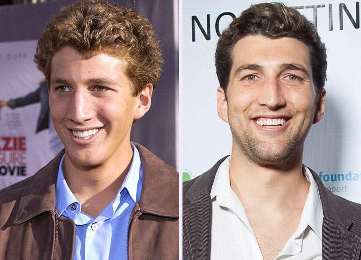 celebrity crushes then now clayton snyder