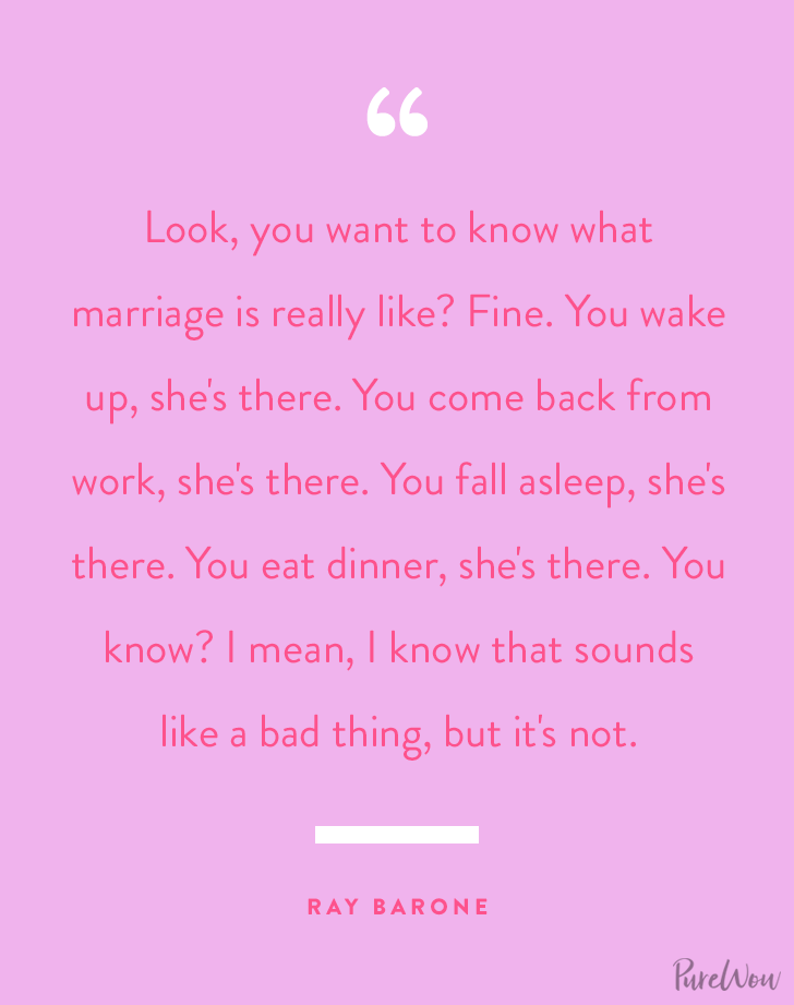32 Funny Marriage Quotes From Celebrities Purewow