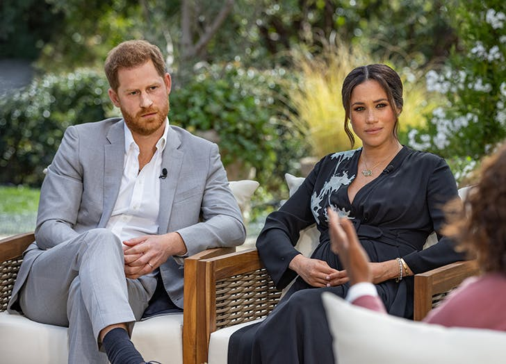 It's Tea Time! 'Harry & Meghan: Escaping the Palace' Is Coming to Lifetime