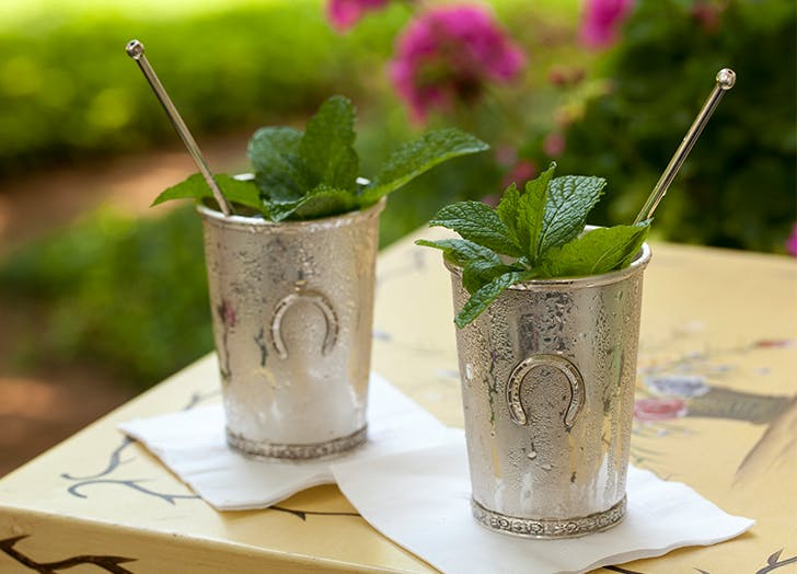 how to make a mint julep tips