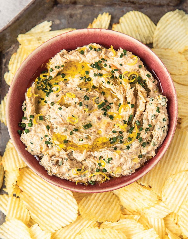 Jake Cohen's Just-Add-Sour-Cream Caramelized Onion Dip