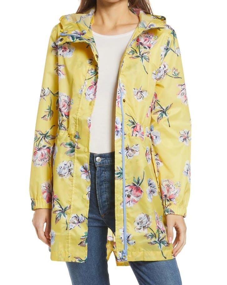 joules best rain jackets for women