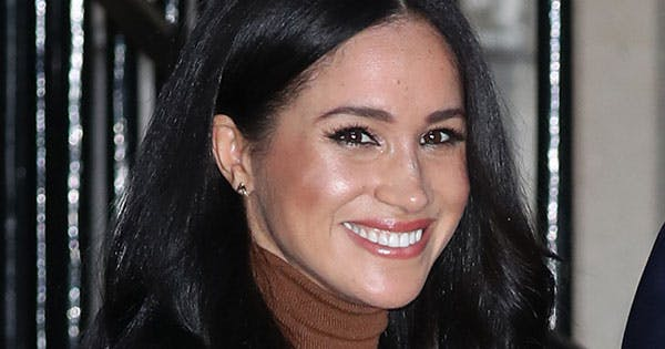 Meghan Markle Baked a Homemade Lemon Cake to Thank COVID-19 Relief Workers