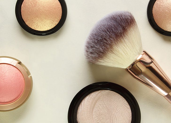 medicine cabinet makeup