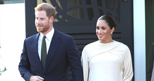 Meghan Markle & Prince Harry Just Made Some Major Changes to Their Archewell Website