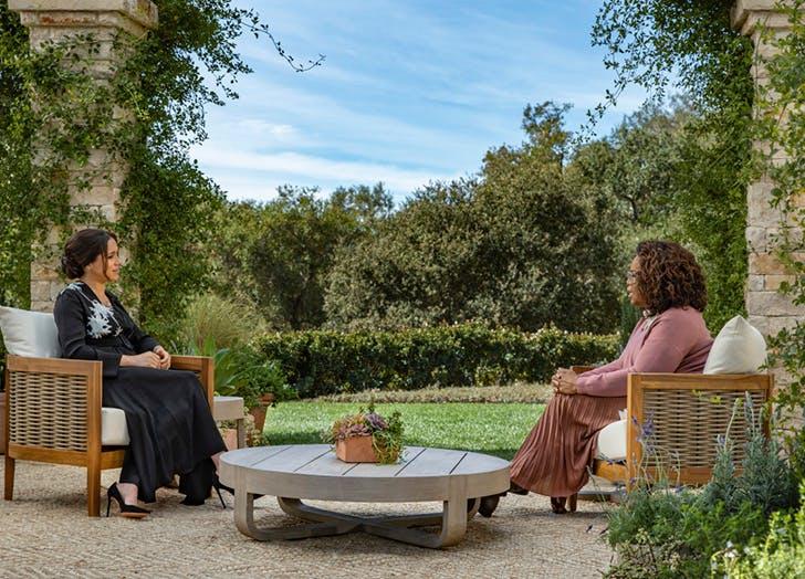 meghan markle oprah interview