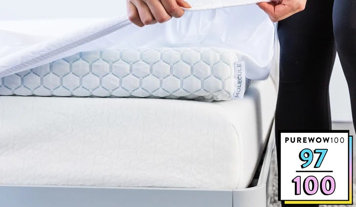 I'm Pregnant, My Back Is Killing Me, But This Mattress Topper Brought Me Back to Life