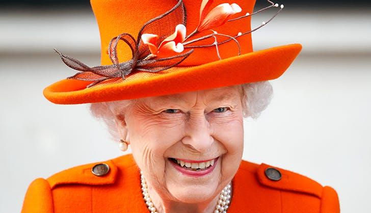 royal family reaction queen elizabeth