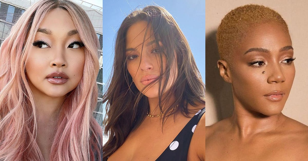 Rose Blonde? Lime Glow? Here are 24 Spring Hair Colors to Usher In the New Season