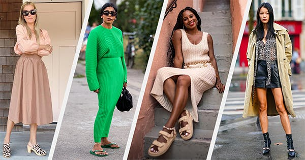 Chunky Sandals, Chain Details and 4 Other Spring Shoe Trends We Can't Get Enough Of