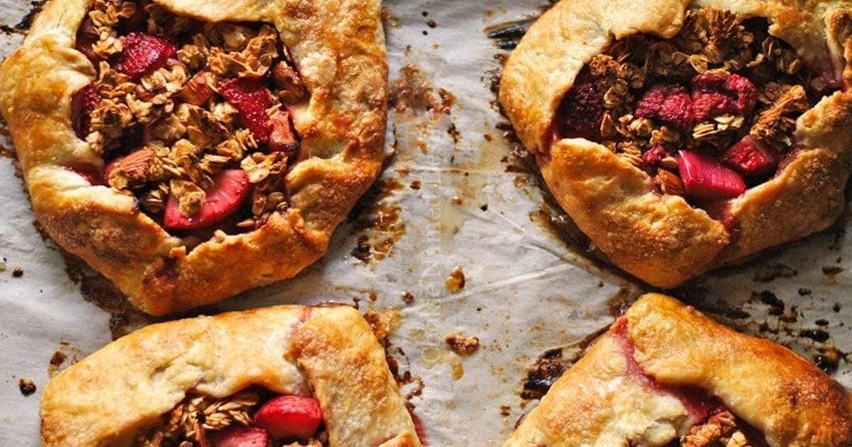 34 Strawberry Rhubarb Recipes that Go Way Beyond Pie