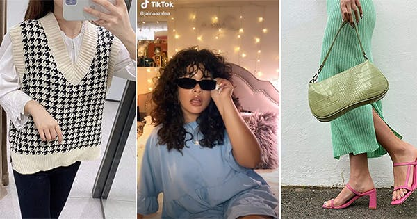 These 7 Fashion Trends Are All Over TikTok (and You Can Shop Them for Cheap at Amazon)