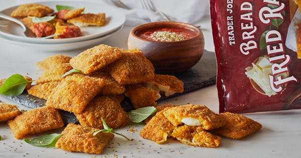 What's New at Trader Joe's in March? Fried Ravioli, Beef Shawarma and More